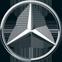 Logo main sponsor Mercedes