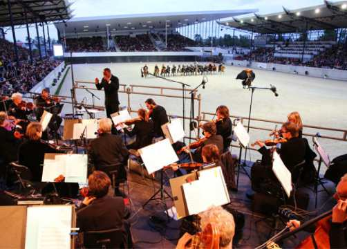 Horse and Symphony 2015