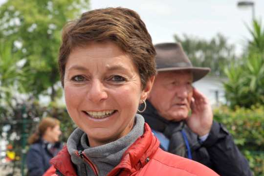 Monica Theodorescu. © CHIO Aachen/Holger Schupp)