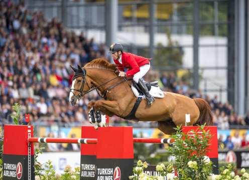 Foto: CHIO Aachen/ Arnd Bronkhorst