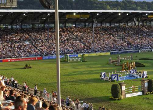 The Main Arena at Aachen