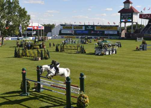 Spruce Meadows Venue