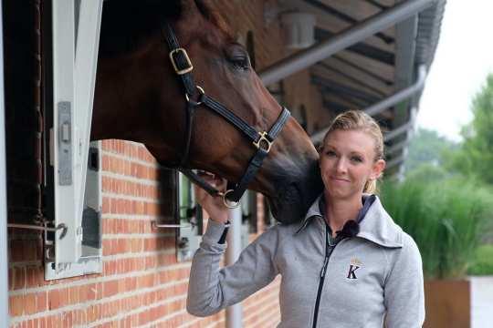 Laura Graves and Verdades. Photo: CHIO Aachen/ Anna Kluchert