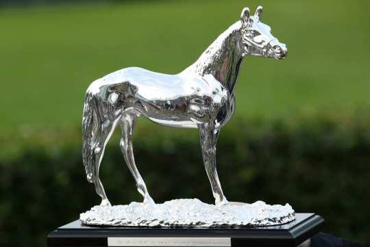 Das Silberne Pferd