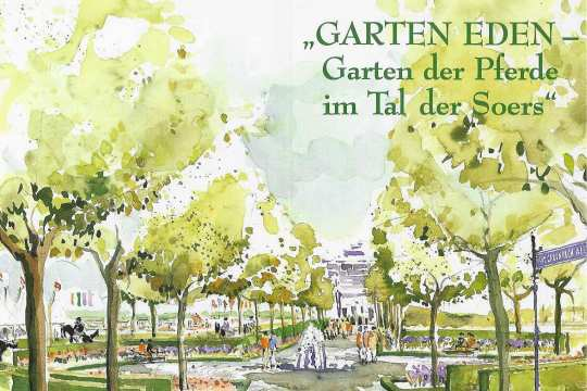 "Become ""sponsor"" for a tree on the CHIO Aachen show grounds."