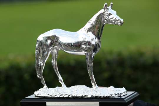 """The Silver Horse""."