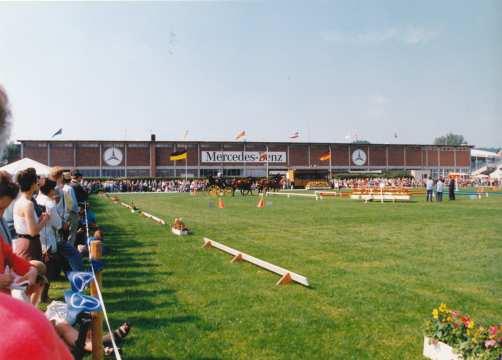 Fahren 1994, Foto: CHIO Aachen Archiv/Franz Steindl