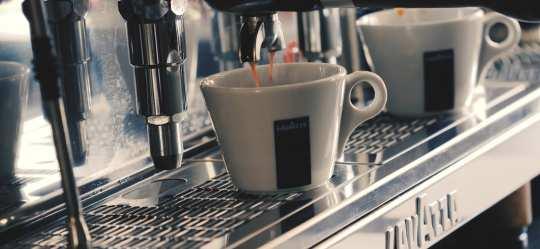 Kein gutes Essen ohne den Kaffee danach.