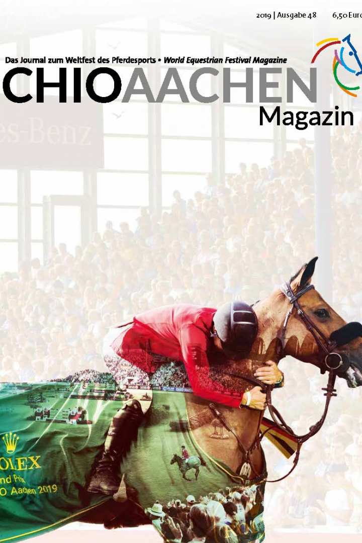 Current issue. Fur further information, please contact conny.muetze@chioaachen.de.