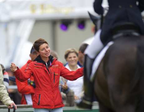 Equestrian -  FEI European Championships (GER) 11/08/2015 - 23/08/2015  Credit: FEI/Arnd Bronkhorst/Pool Pic Disclaimer: Free of charge for editorial use. For further information, contact Ruth Grundy +41 78 750 61 45, ruth.grundy@fei.org