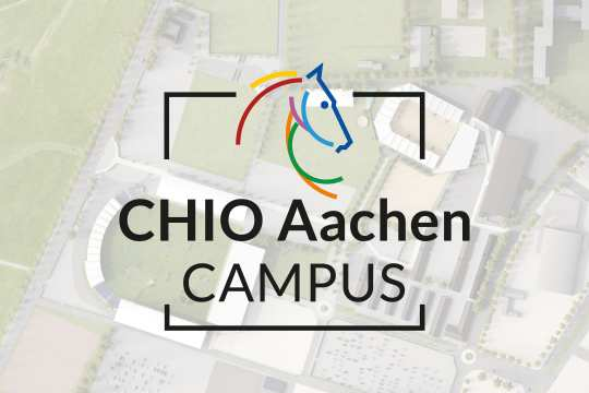 365 days in the year CHIO Aachen – that is the idea behind the CHIO Aachen CAMPUS
