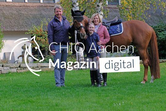 CHIO Aachen-Magazin digital - Ausgabe 8