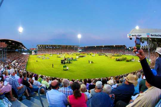 The main stadium. Photo: CHIO Aachen/Michael Strauch