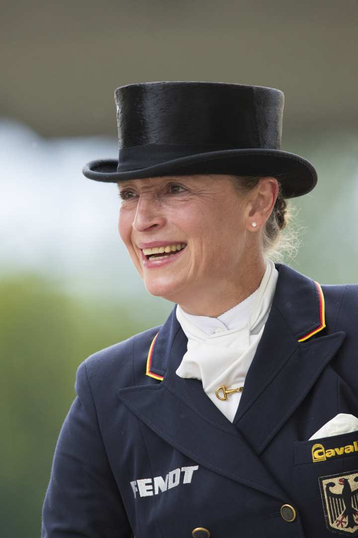 """In her role as """"Head Coach Dressage"""", Isabell Werth is part of the CHIO Aachen CAMPUS Programme of Excellence. Photo: CHIO Aachen/Arnd Bronkhorst"""
